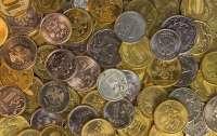 Мужчина погасил долг 22 килограммами монет