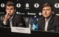 Шахматы: Карякина и Карлсена проверили на допинг
