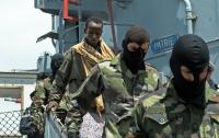 Капитана украинского судна похитили в  Нигерии
