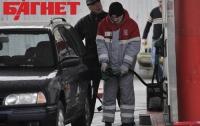 В Киеве дельцы «набодяжили» бензина на миллионы гривен