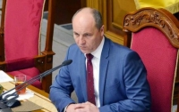 Парубий предупредил об опасности для закона об антикоррупционном суде