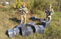 На Закарпатье поймали дайверов-контрабандистов