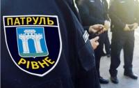 В Ровно иностранец избил женщину с младенцем на руках