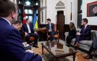 Сенцова хорошо принял канадский премьер-министр