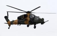 Турецкие вертолеты оснастят ракетой с системой лазерного наведения