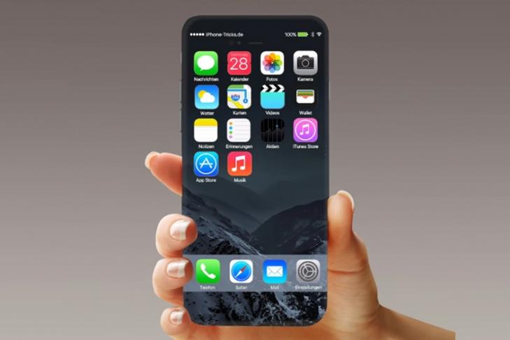 Размер экрана iPhone 8