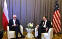 Польша и США согласовали совместную поддержку реформ в Украине
