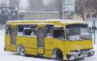Цены на проезд в маршрутках из пригорода в Киев