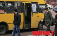 Вредные привычки львовских водителей маршруток будут фиксировать пассажиры