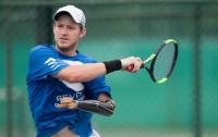 В мировой рейтинг теннисистов попал спортсмен без руки