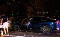 ДТП в Киеве: пьяный водитель протаранил три машины, пострадала женщина