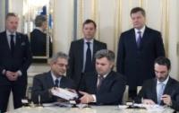 Украина по-новому разделит нефть и газ на Черноморском шельфе