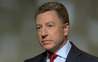 Волкер отказался обсуждать миротворческую миссию на Донбассе с