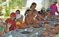 Под Харьковом в детских лагерях нашли кишечную палочку