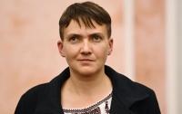 Савченко не позволили совершить очередную провокацию с друзьями-террористами