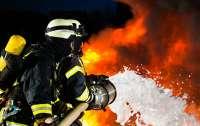 Случился пожар в харьковском частном детском саду