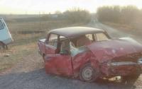 Авария в Днепропетровской области: пострадали дети