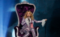 Мадонна заявила, что стала жертвой дискриминации
