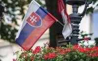 В Братиславе прошел митинг против привилегий для вакцинированных