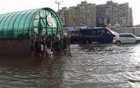 Киев может снова оказаться под водой