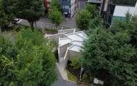 У Токіо збудували туалет-лабіринт