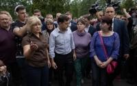 Президент обещал личную помощь семьям погибших на Львовщине шахтеров