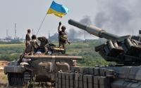 На луганском направлении произошло боевое столкновение сил АТО и боевиков