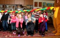 «Молодые регионы» подарили детям праздник детской книги
