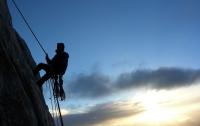 Возле Львова сорвался со скалы и погиб известный альпинист Святослав Сенчин