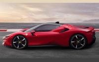 Ferrari представил 1000-сильный гибридный суперкар