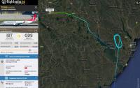 В одном из украинских аэропортов пассажирам самолетов пришлось понервничать