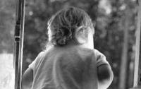 Под Донецком двухлетний ребенок