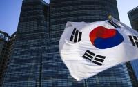 ДТП в Сеуле: Неизвестный протаранил ворота посольства США