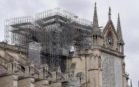 Найден один из четырех ангелов украшавших собор Парижской Богоматери