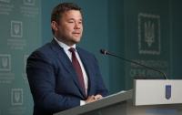 Чиновник Зеленского на брифинге рассказал о его общении с мэром Кличко