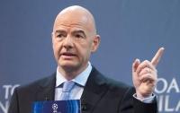 Нового главу ФИФА обвиняют в коррупции