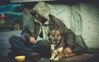 Во Львове решили отмыть всех бездомных
