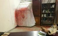 В Умани скинхеды осквернили синагогу на могиле Рабби Нахмана