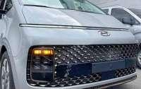В Сети появилась информация о футуристичном минивэне Hyundai Staria