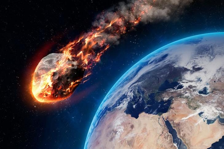 Астероид диаметром до 30 метров пролетит вблизи Земли в октябре