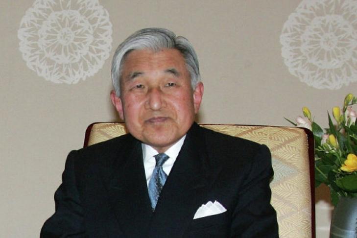 Император Японии выступил стелеобращением, вкотором намекнул насвое отречение