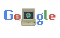 Google створив дудл з нагоди 30-річчя Всесвітньої мережі