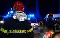 Смертельная давка в Италии: появилось видео трагедии