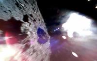 Японский зонд прислал первое в истории видео с поверхности астероида