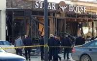 В Сербии произошел масштабный взрыв в кафе, десятки пострадавших