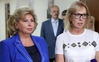 Денисова сделала предложение российской коллеге