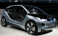 BMW представил полностью электрический i3 (ВИДЕО)