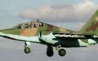 Военный самолет разбился в России на учениях