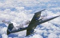 Под Харьковом упал учебный самолет