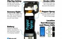 Презентовали газовый баллончик, которым можно пользоваться через смартфон (видео)
